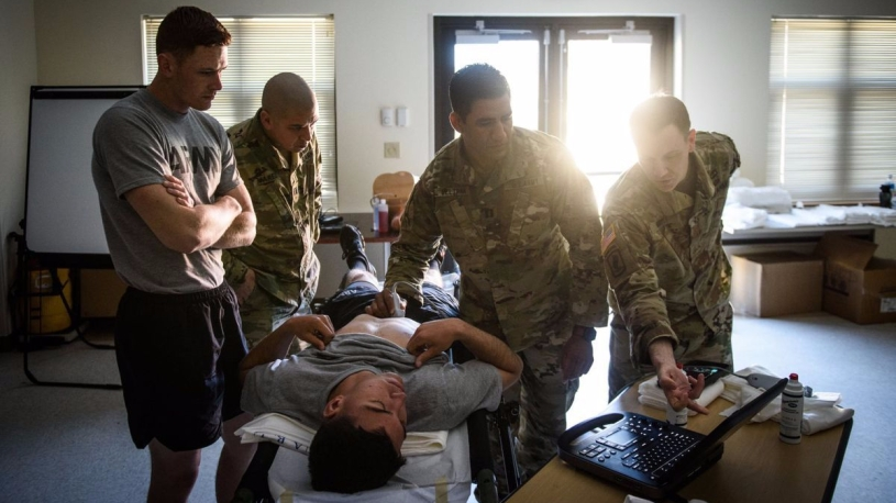 Prolonged Field Care for the Combat Medic – Next Generation